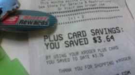Plus Card Savings